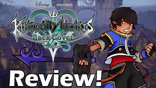 S1 Review: Kingdom Hearts X Back Cover
