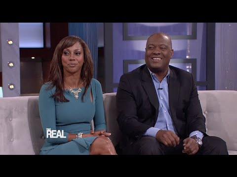 Holly Robinson Peete Says It Wasn't Love at First Sight with Hubby Rodney