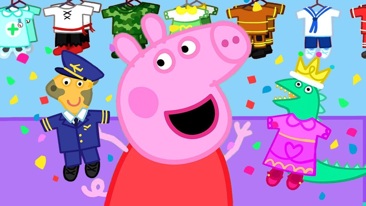 Peppa besucht die Puppenklinik 🧸 Cartoons für Kinder | Peppa Wutz Neue Folgen