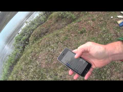 gps tracking in iphone airplane mode