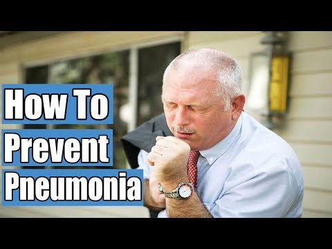 How to Prevent Pneumonia | Treatment for Pneumonia