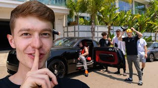 Find the Keys, Win the Car - Rolls Royce Challenge