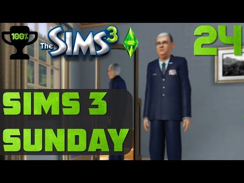 Burglars, Babies and Broken Sinks - Sims Sunday Ep. 24 [Completionist Sims 3 Playthrough]