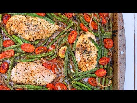 One-Pan Tuscan Chicken & Veggies | Episode 145