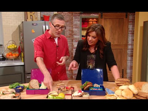 Trick to Keeping Lunchbox Sandwiches from Getting Soggy | Rachael Ray Show