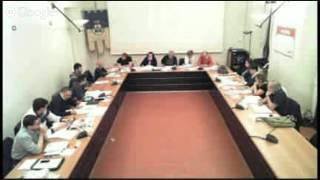 Consiglio Comunale di Caponago - seduta del 16 aprile 2015