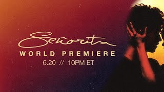 Señorita World Premiere - 10PM ET tonight