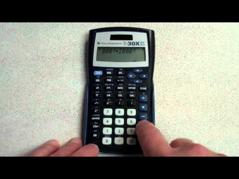 Reciprocal Sums on the Ti30X.mp4