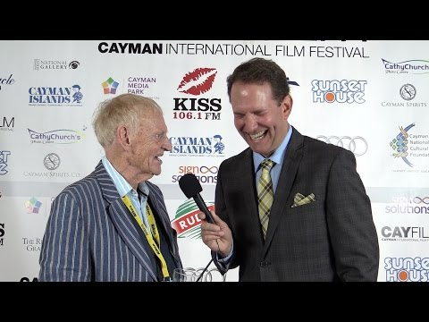 MORE Funny Red Carpet Moments from CayFilm 2016