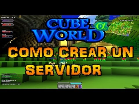 Cube World Como crear un servidor Pirata con Hamachi