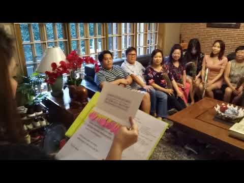 MUSIC FIRST Singing telegram