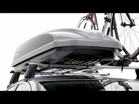 Audi Genuine Accessories – A3 Roof Bars