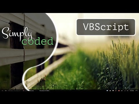 Environment Variables ( add; change; remove ) | VBScript Examples