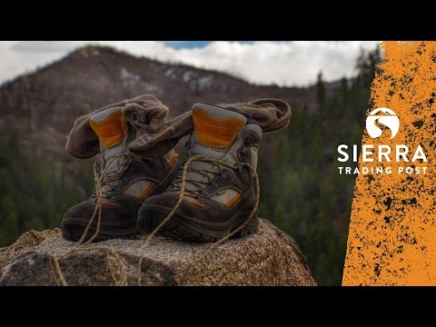 How to Prevent Blisters - Hiking Tip
