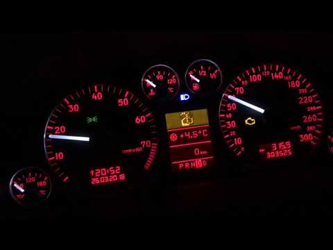Audi 0 km Reichweite - Tankanzeige 0 km wie weit - Restreichweite 0 km