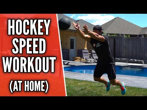 Hockey Training - Speed Workout [Skate Faster]