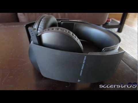 PS3 Tutorial: PS3 Wireless Stereo Headset Setup