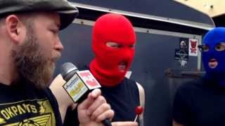 Kyle Kinane interviews Masked Intruder