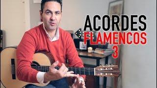 ACORDES MUY FLAMENCOS BÁSICOS Y FÁCILES, TUTORIAL 3 (Jerónimo de Carmen) Guitarraflamenca