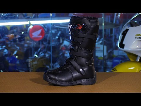 Alpinestars Tech 3S Youth Motorcycle Boots Review