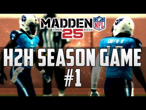 Madden 25 Ultimate Team | Head to Head Season Gameplay #1 | MUT 25