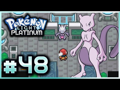Let's Play Pokemon: Light Platinum - Part 48 - Raikou, Suicune, Entei, Mewtwo, Mew, Ho-oh
