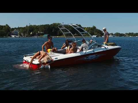 How to get a great wake surf wave :: Wake Surfing Video