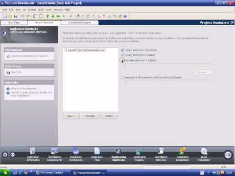 VB.NET Create Setup With Installshield.flv
