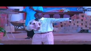 "Dr Godfrey Owori "" Potholes on my way"""