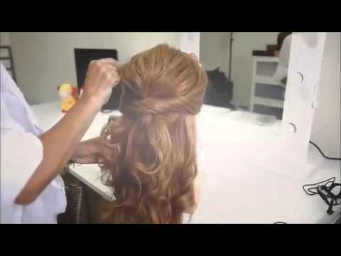Messy updo hairstyles | Messy updo hairstyles for wedding | Messy updo hairstyles for fine hair