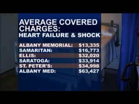 Long-term impacts of differing hospital costs