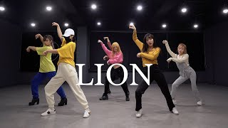 (G)I-DLE (여자)아이들 - LION | 커버댄스 DANCE COVER | 안무 거울모드 MIRRORED | 연습실 PRACTICE ver.