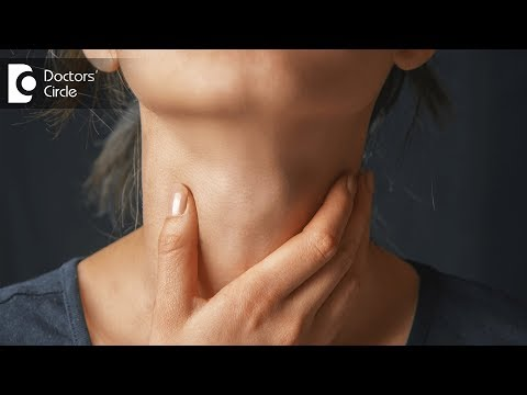 How to do a self neck exam for early detection of Thyroid disease? - Dr. Anantharaman Ramakrishnan