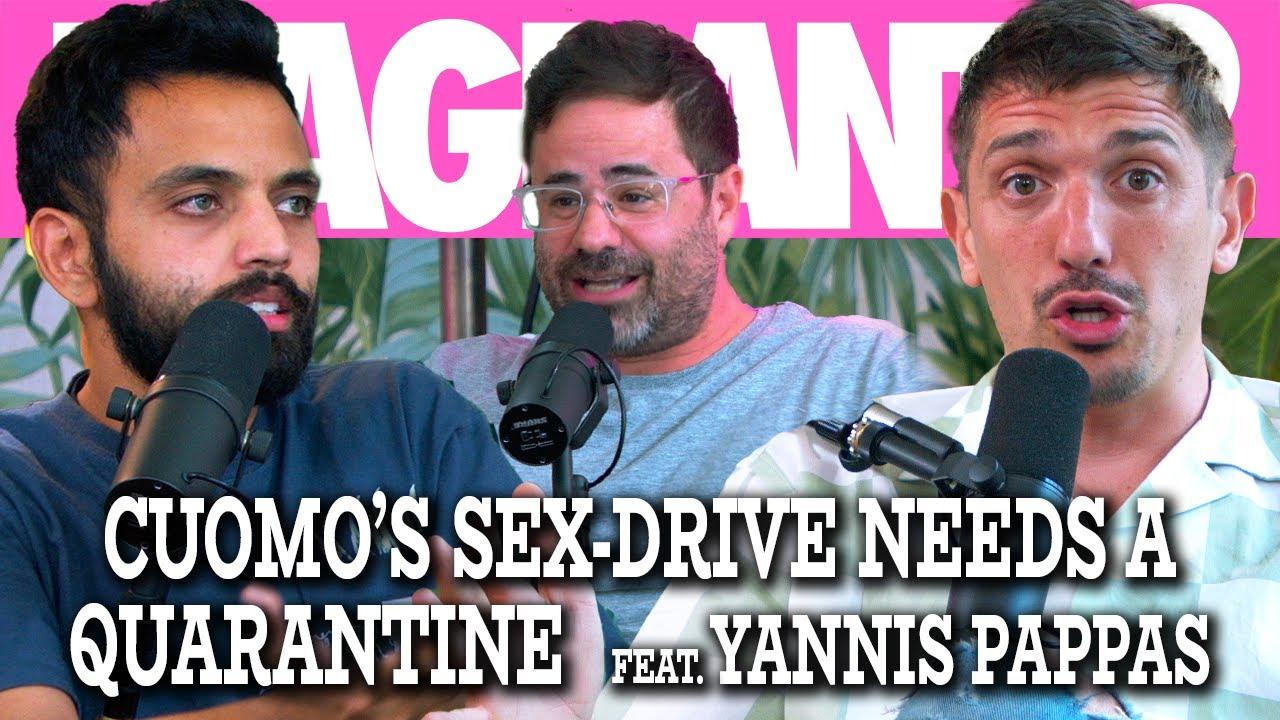 Cuomo's Sex-Drive Needs a Quarantine ft. Yannis Pappas | Flagrant 2 w/ Andrew Schulz & Akaash Singh