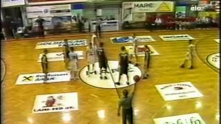 Marc Körmend -- Falco KC Szombathely 100-99 2004.