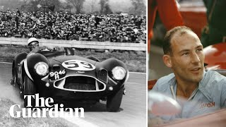 Sir Stirling Moss, F1 great, dies aged 90
