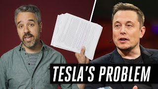 Tesla is in trouble: annual shareholder meeting