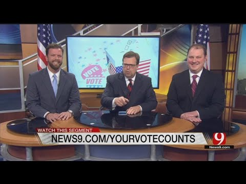 Your Vote Counts: Poll-A-Palooza