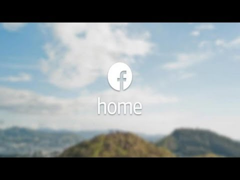Facebook Home + Google Play Store 4.0.27 para Android