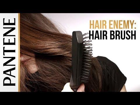 Hair Enemy: Brush