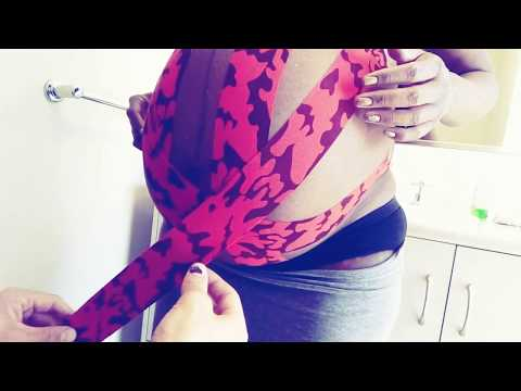 PREGNANCY HACK FOR BACK PAIN | THIRD-TRIMESTER PAIN RELIEF