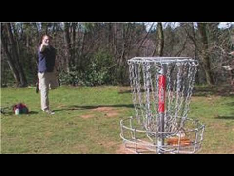 Frisbee Golf : How to Set Up a Frisbee Golf Course