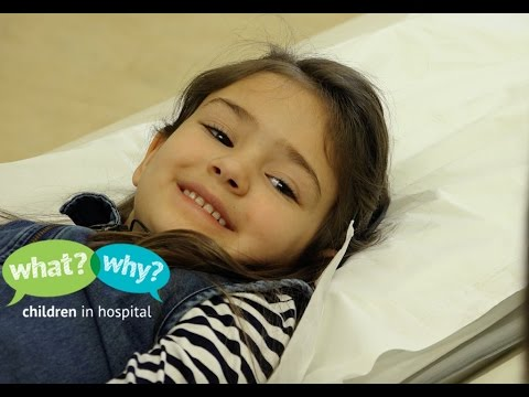 My child is going for a DMSA Renal Scan (Nuclear Medicine test) in hospital