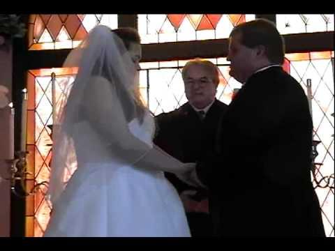TONY AND SHANNON'S WEDDING CEREMONY