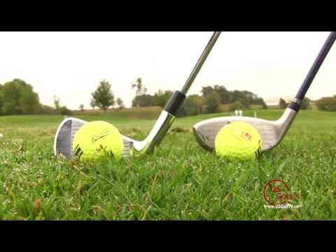 Golf Video:  Hybrid Versatility
