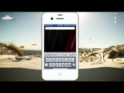 Free Emoji Tutorial iOS 5.1 iPhone