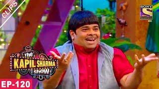 Bacha Yadav Presents Madhur Bhandarkar A Biopic Script - The Kapil Sharma Show - 9th July, 2017