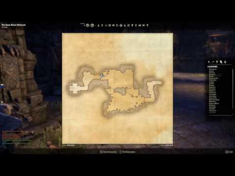 The Elder Scrolls Online Gameplay Episode 47 Veteran Dungeon (Ruins Of Mazzatun) - 4K Resolution