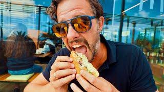 Mit csinál a MEKIS burgerrel egy HÁROM MICHELIN-csillagos SÉF?