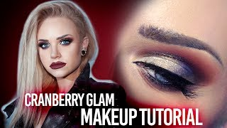 Cranberry Glam | Beauty Makeup Tutorial